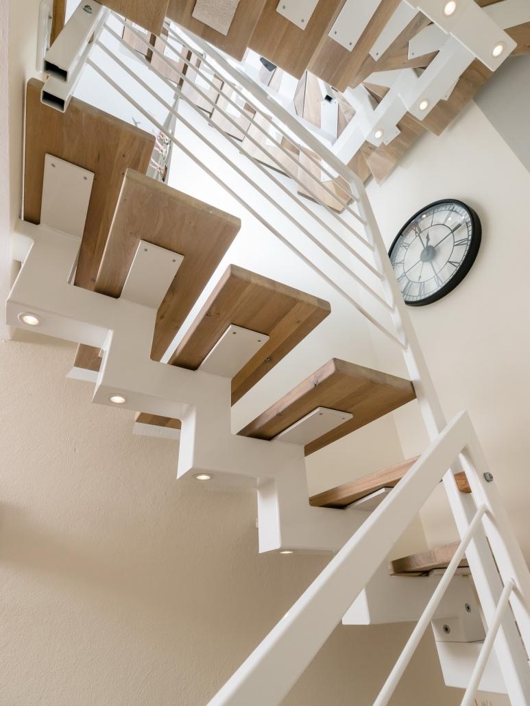 obernkirchen – treppen über 2 etagen