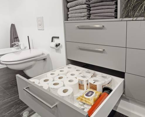 tischlerei altfeld badezimmer waschtisch - Schrank-Schublade