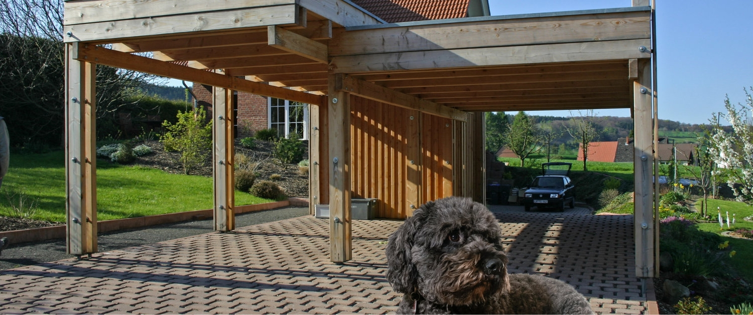 carport in rinteln slider