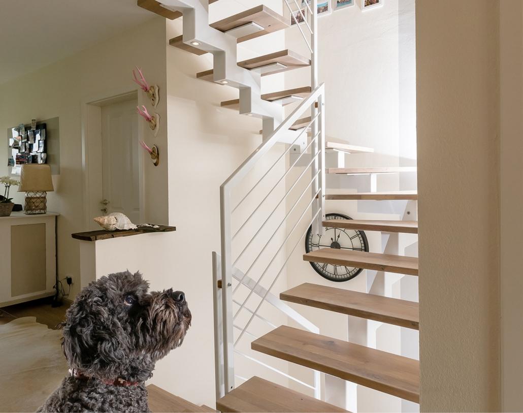 obernkirchen – treppen über 2 etagen,