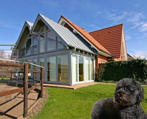 rinteln – anbau an ein wohnhaus oder erweiterung wohnraum