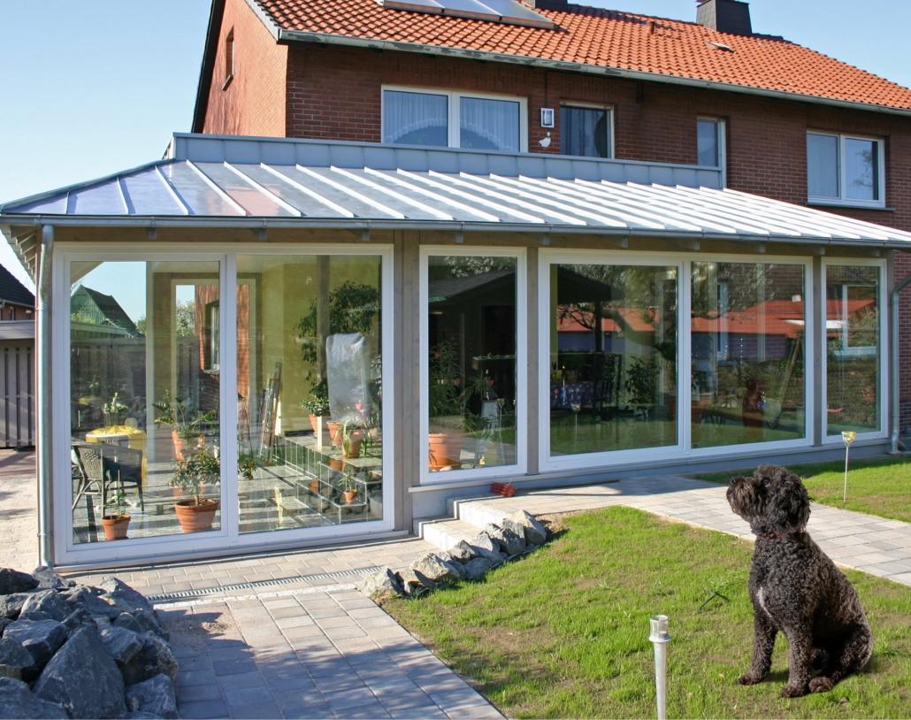 porta westfalica kleinenbremen – anbau an ein 50er jahre 2-geschossiges wohnhaus
